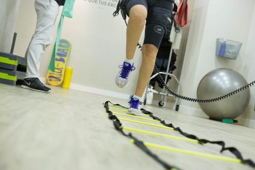 Ankeveen Fysiotherapie sport fysio