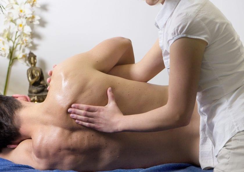 FIT-R Fysio- en Cesartherapie massage fysio