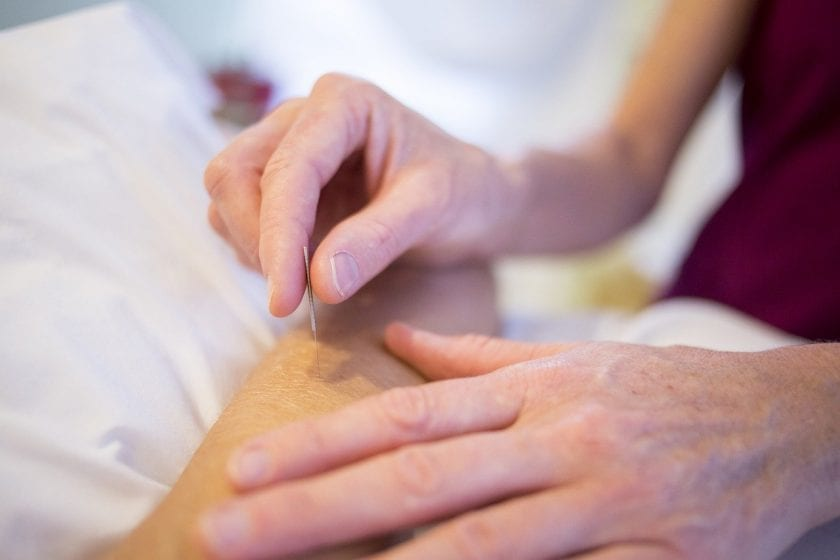 Fysiotherapie & Manuele Therapie Van Liere massage fysio