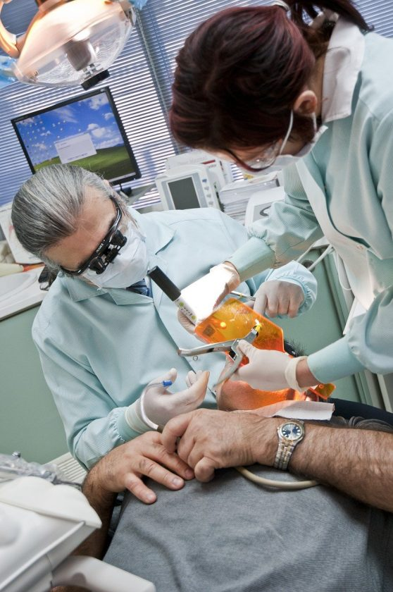 Oosterhuis E H tandarts weekend