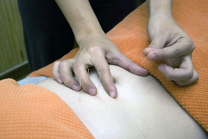 Sascha's Massage & Alternatieve Therapieën behandeling fysiot