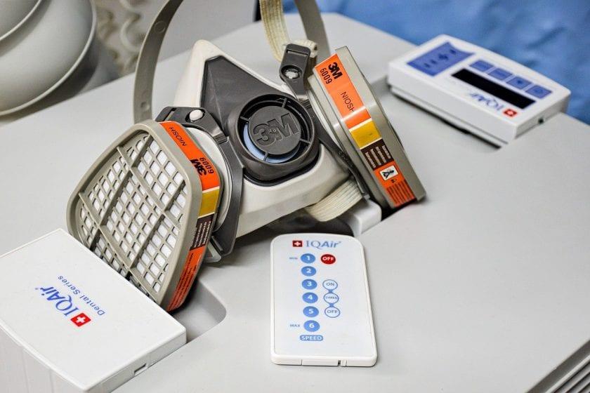 A.C.T. Donkers tandarts tandarts behandelstoel