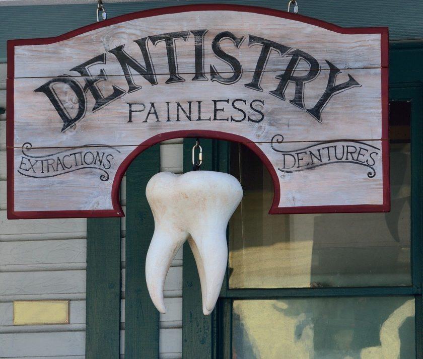 A.C. Witkamp, tandarts tandarts
