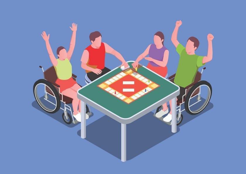 Activiteitencentrum De Scholekster (Esdégé-Reigersdaal) instellingen voor gehandicaptenzorg verstandelijk gehandicapten