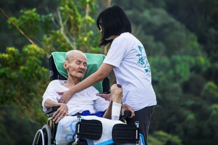 Adelwijn in de zorg instellingen voor gehandicaptenzorg verstandelijk gehandicapten