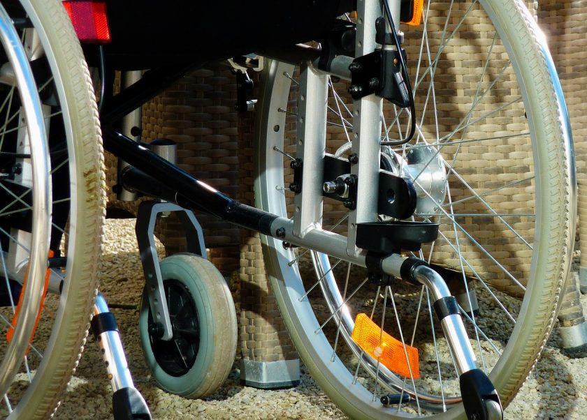 Angelie Smolders instelling gehandicaptenzorg verstandelijk gehandicapten beoordeling