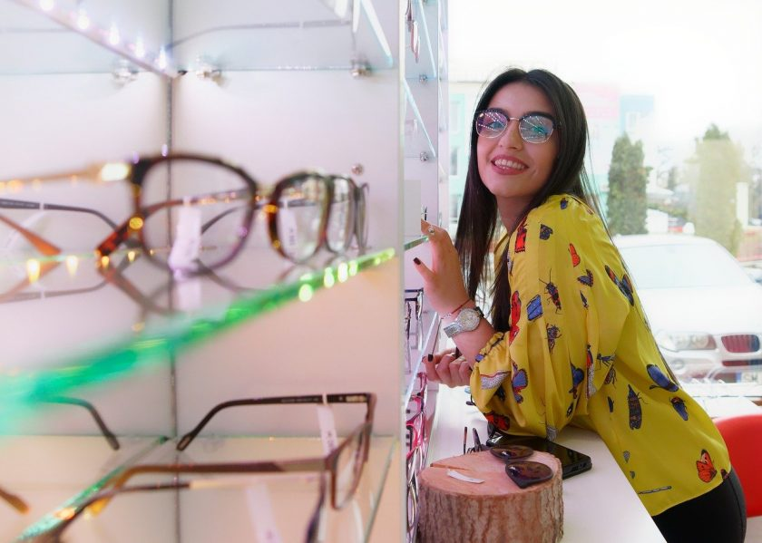 Bakker Brillen kosten opticien