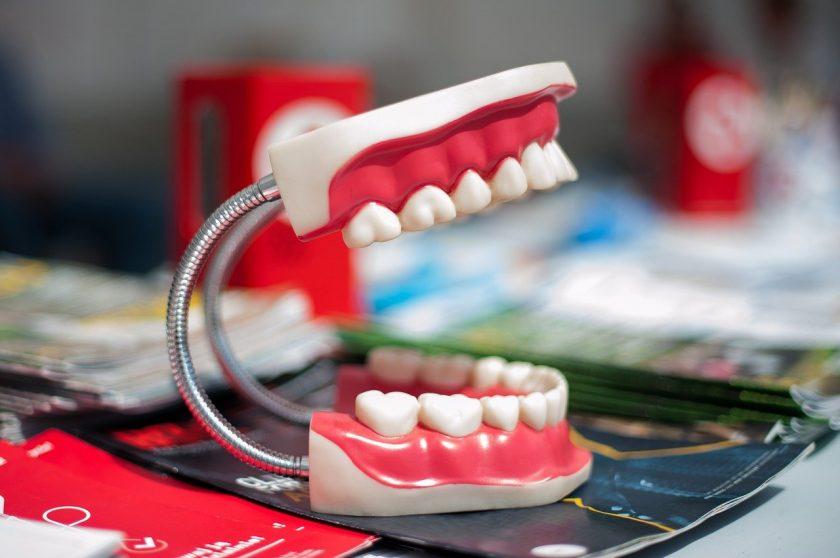 Blue Penguin angst tandarts