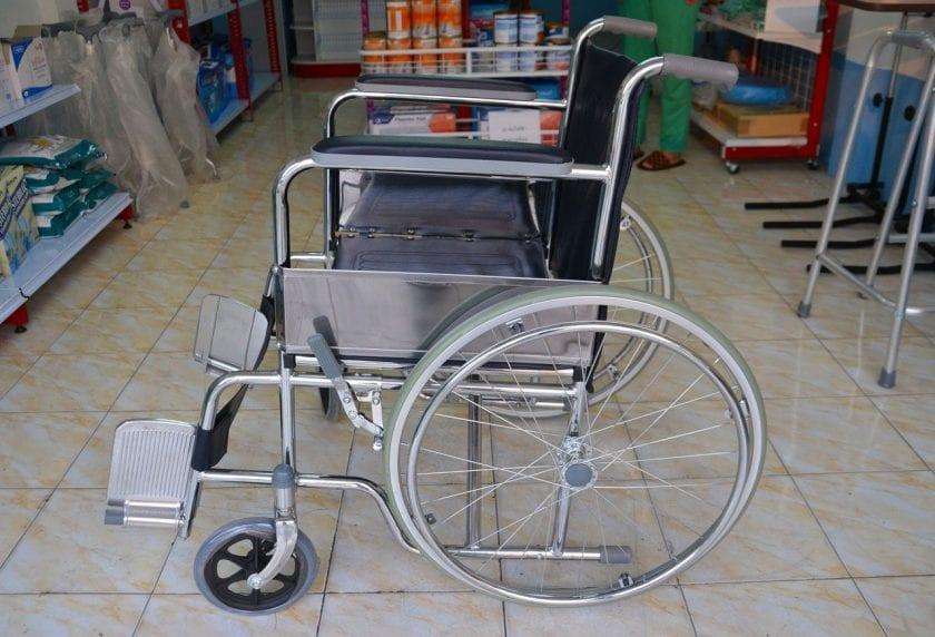 Bos M instelling gehandicaptenzorg verstandelijk gehandicapten beoordeling
