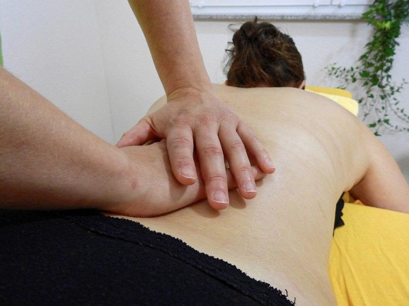 Botter L massage fysio