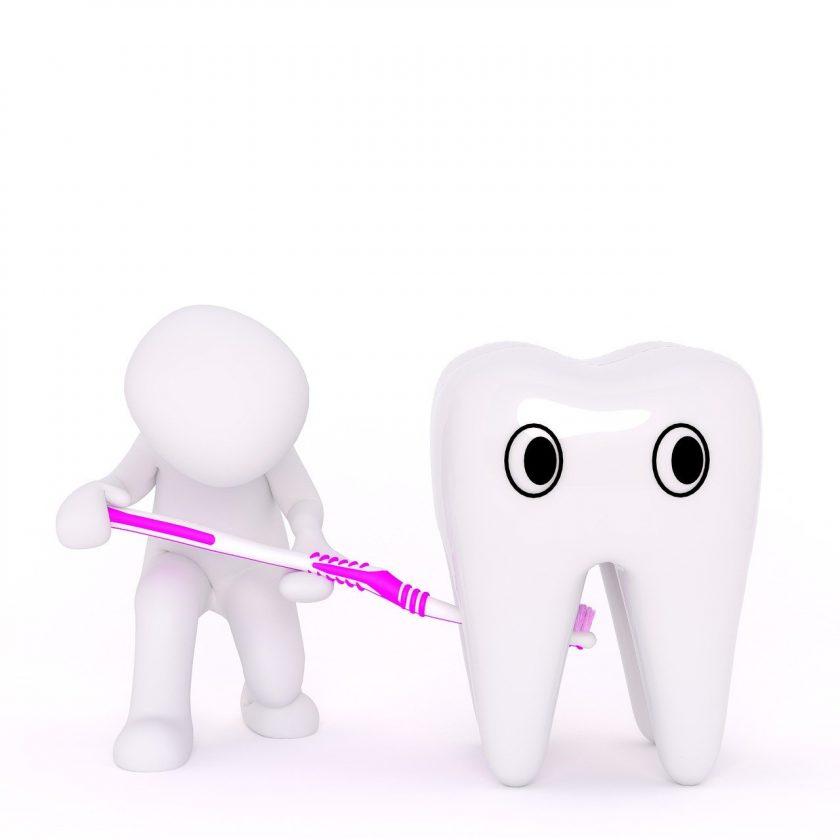 Brameloblast wanneer spoed tandarts