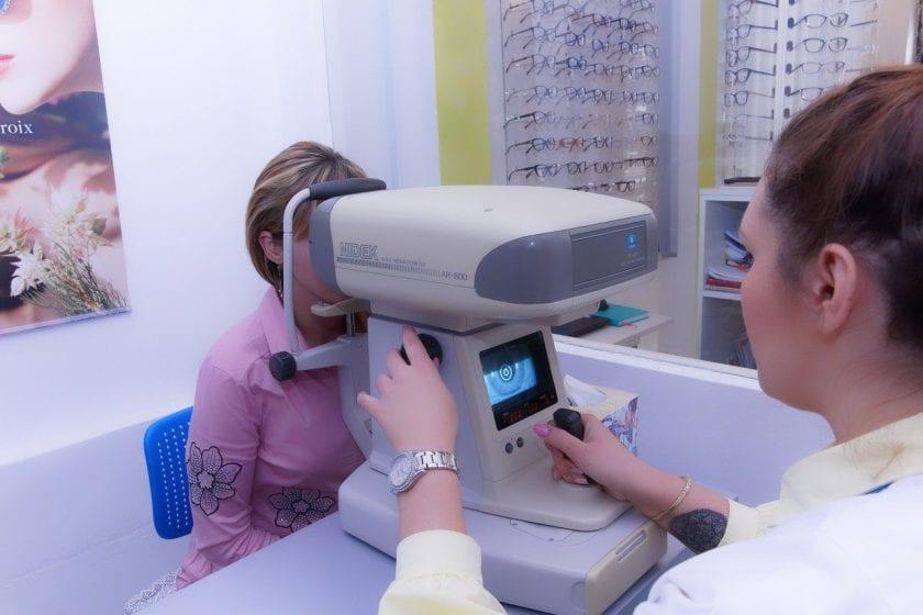 Bril en zo beoordelingen opticien
