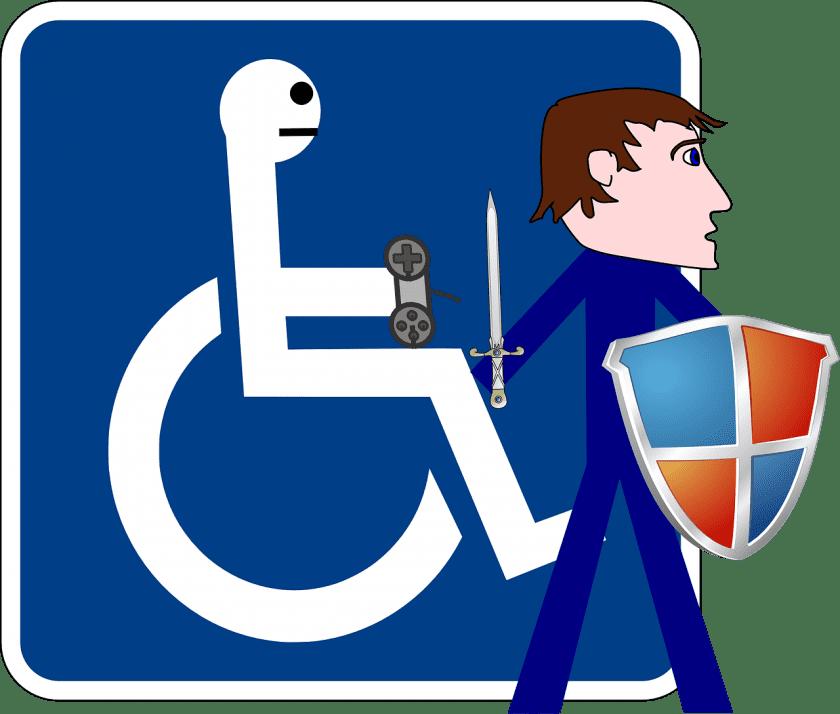Brugspin De instellingen voor gehandicaptenzorg verstandelijk gehandicapten