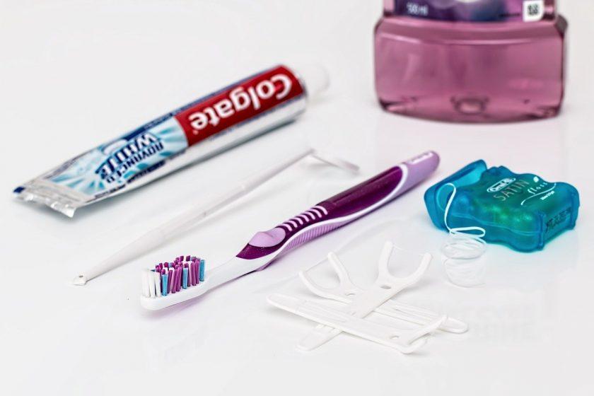 Bruin R de tandarts