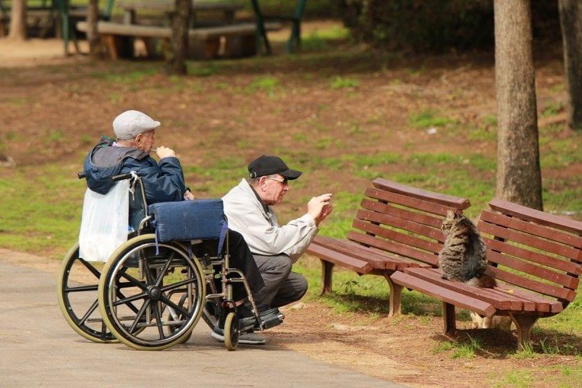 Ceder 1 (Ipse de Bruggen) ervaring instelling gehandicaptenzorg verstandelijk gehandicapten