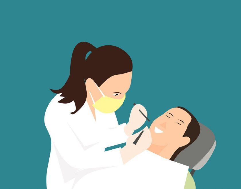 Crystal Clinics BV bang voor tandarts