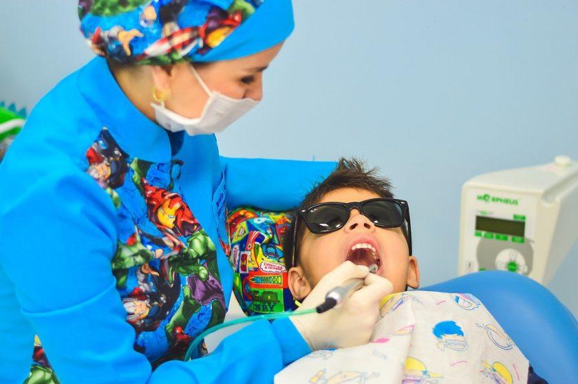 D. Wenk, Tandarts angst tandarts