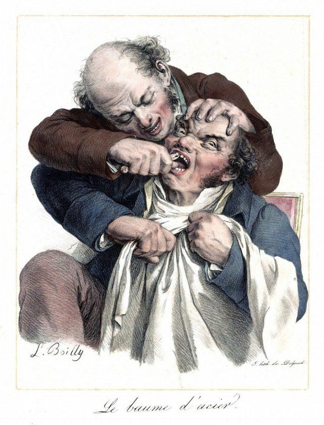 Denstas spoedeisende tandarts