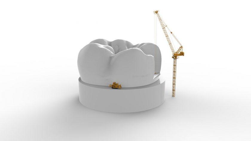 Dental Clinics Almere Perspectief tandarts behandelstoel