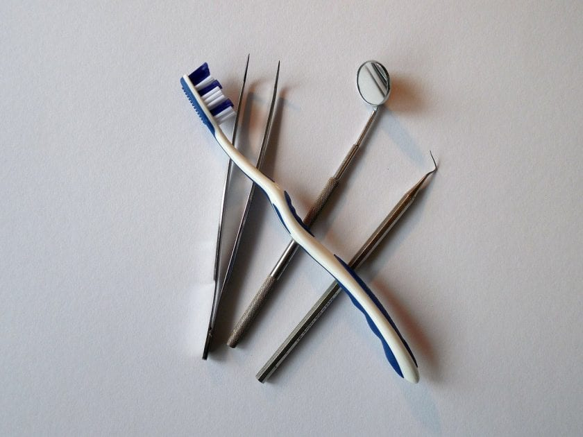 Drs. I. Carsouw bang voor tandarts