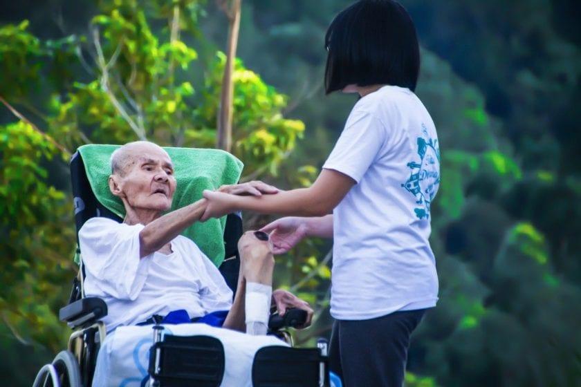 Familie Braaksma ervaring instelling gehandicaptenzorg verstandelijk gehandicapten