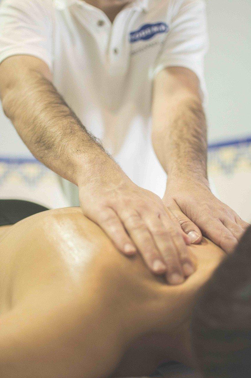 Fysio-en Manueletherapie Vizzio massage fysio
