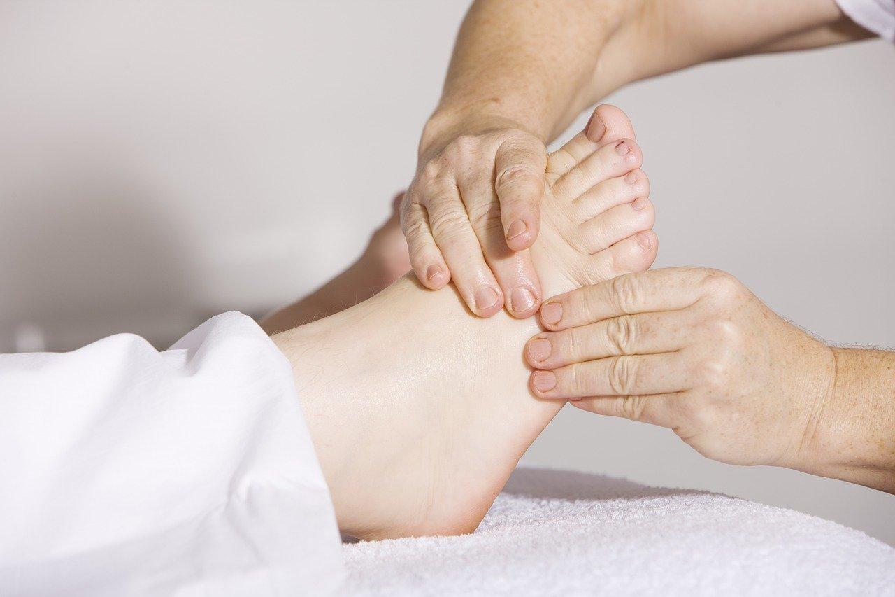 Fysio- en Oedeemtherapie Veerle Teppema manuele therapie