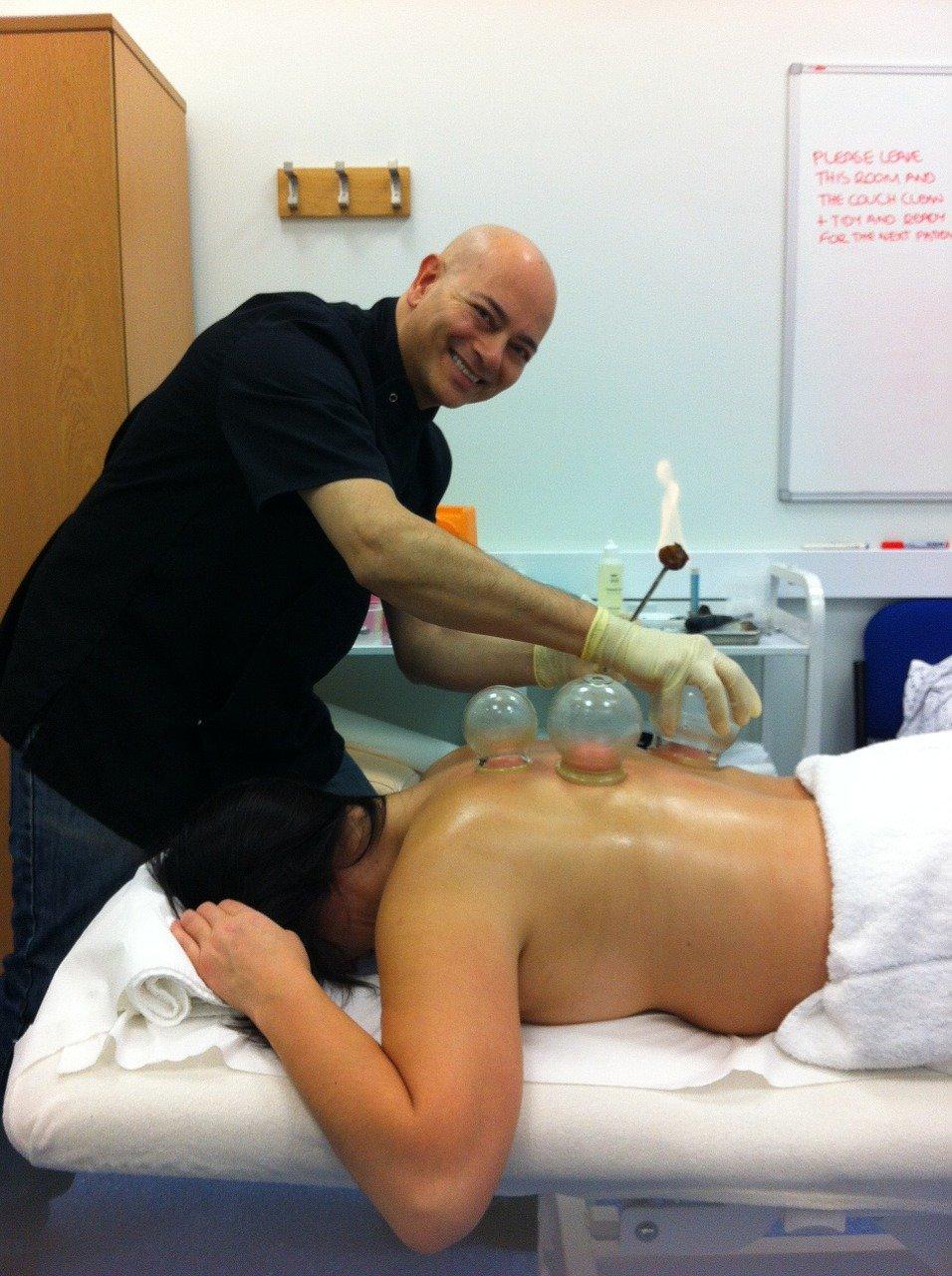 Fysiotherapie Rijnvis massage fysio