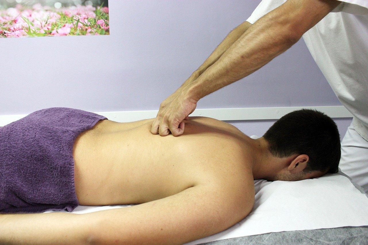 Fysiotherapie Thijs Kersten massage fysio