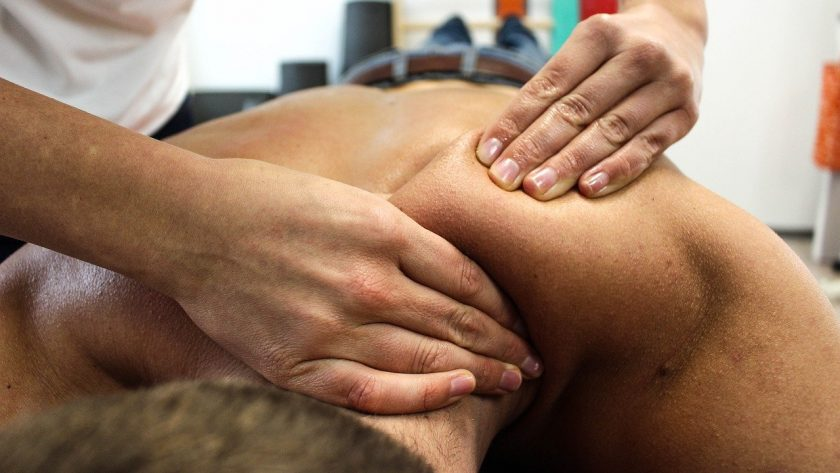 Fysiotherapie Tory Krisman Spin dry needling