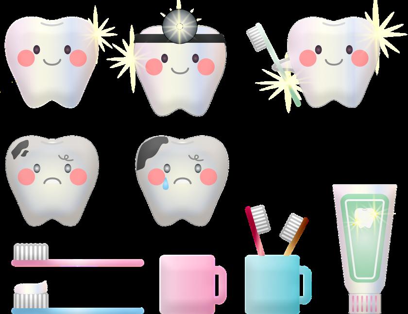 Hoektand Maassluis bang voor tandarts