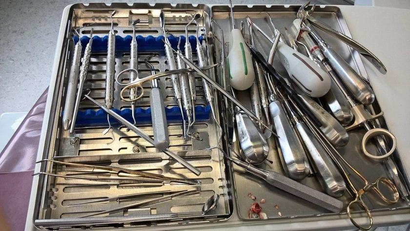 Huvenaars Tandtechniek P narcose tandarts kosten
