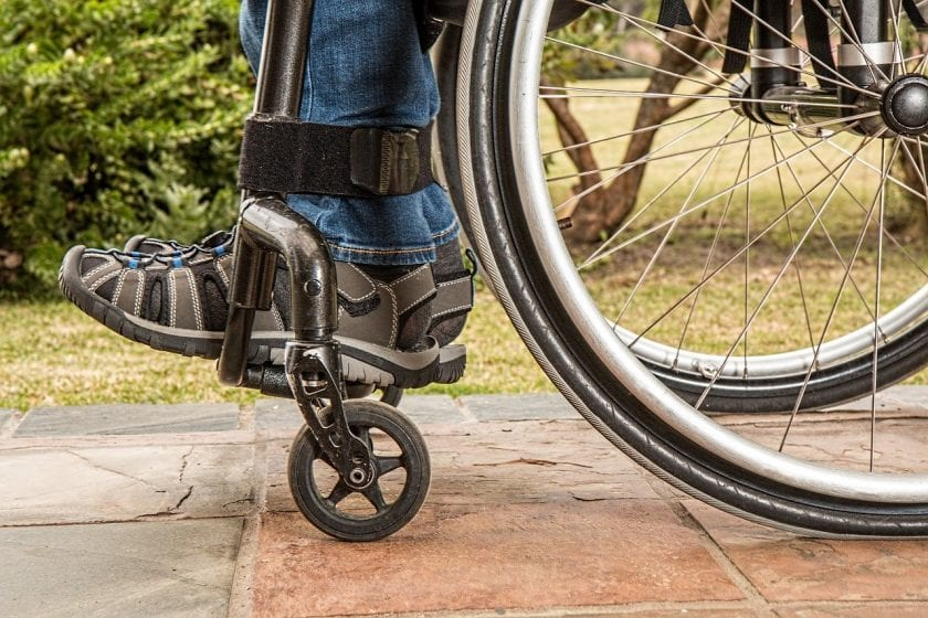 J. Boekweg VOF instelling gehandicaptenzorg verstandelijk gehandicapten beoordeling