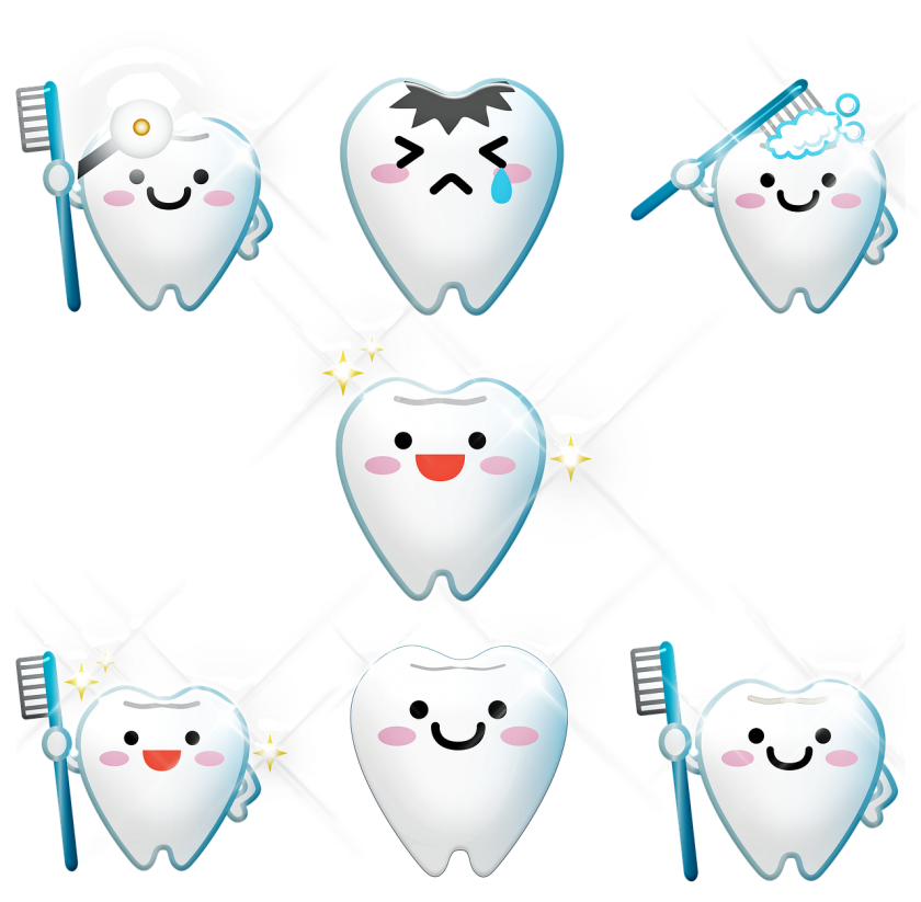 Jing Wang tandarts bang voor tandarts