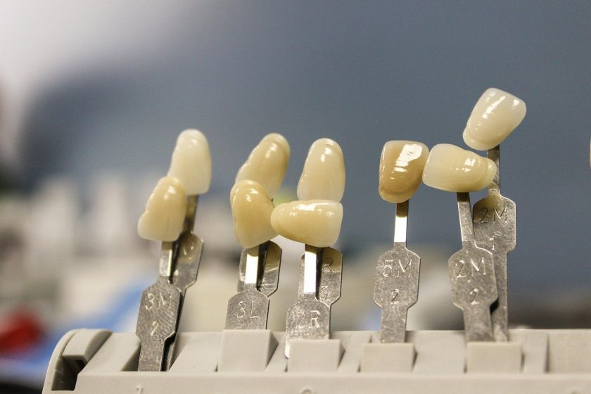 Joao Brochado Martins bang voor tandarts