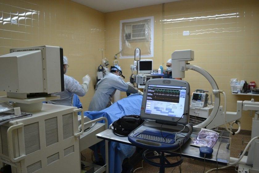 Jong Clinic ziekenhuis
