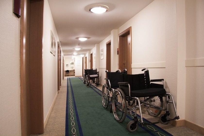 Judy van Achterberg instellingen voor gehandicaptenzorg verstandelijk gehandicapten