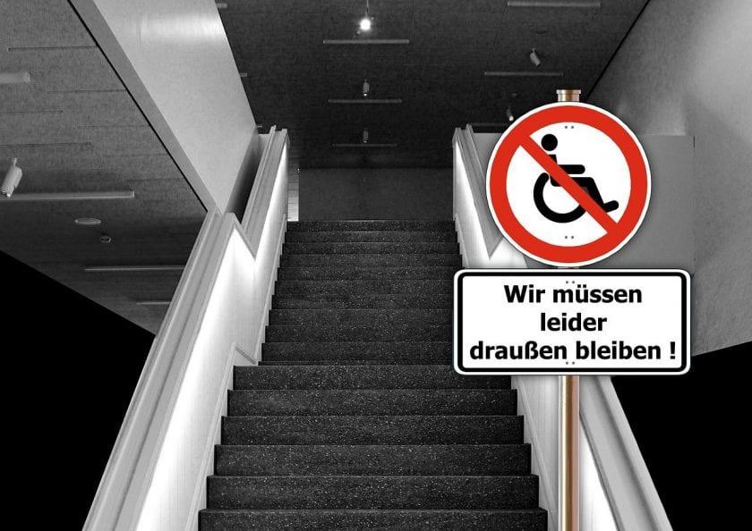 Kapschuur instellingen gehandicaptenzorg verstandelijk gehandicapten kliniek review