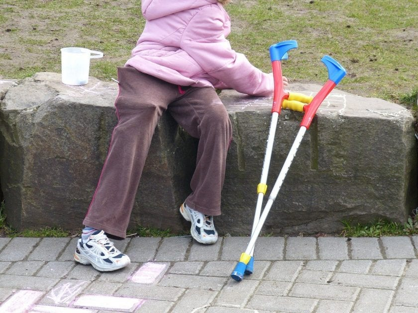 Klein maar zijn gehandicaptenzorg ervaringen
