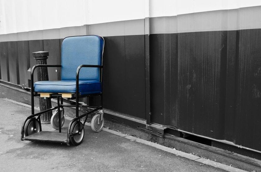 Kohesie instelling gehandicaptenzorg verstandelijk gehandicapten beoordeling