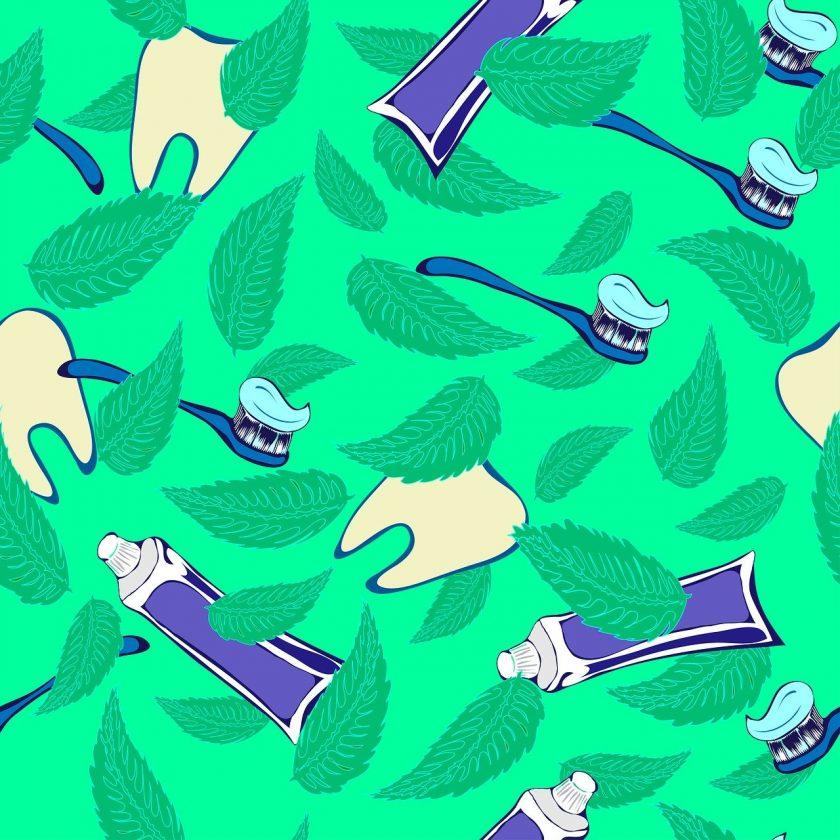 Kwant A M bang voor tandarts