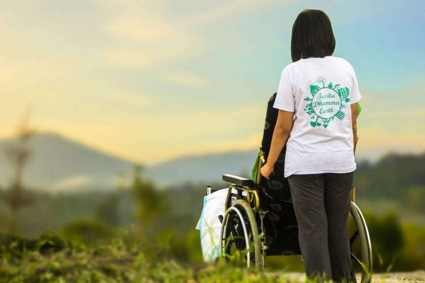 Luuster Ervaren instelling gehandicaptenzorg verstandelijk gehandicapten