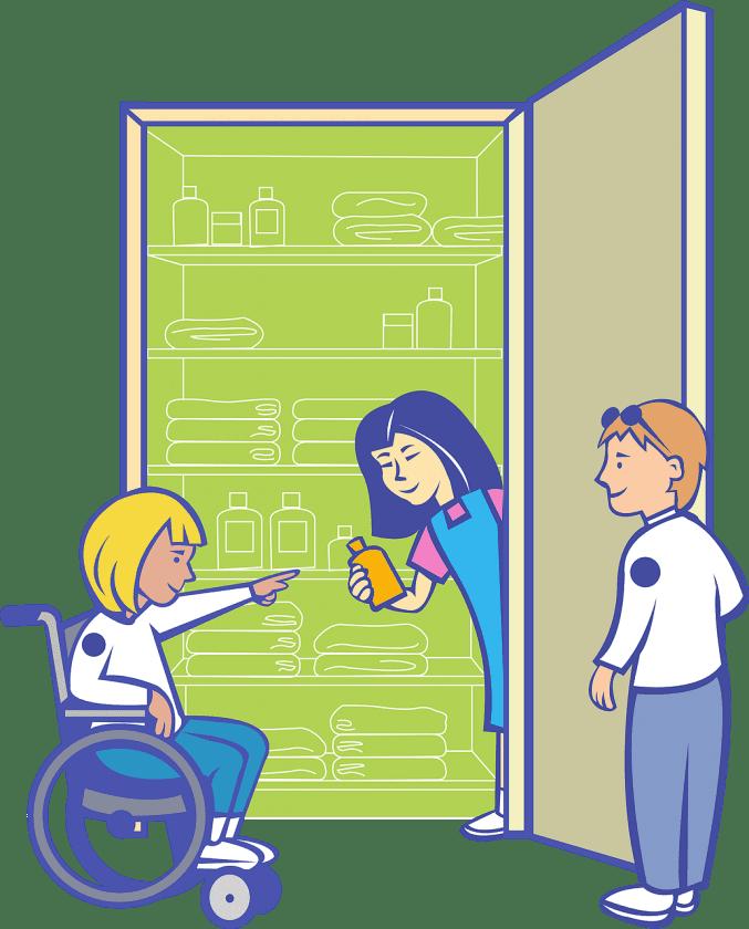 Marion Zorg bij Jou Thuis instellingen gehandicaptenzorg verstandelijk gehandicapten kliniek review