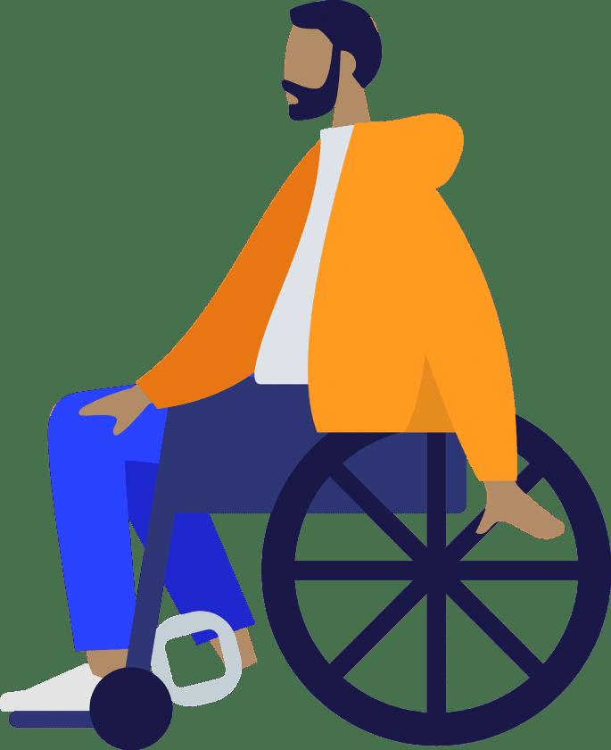 Merel van Schie instellingen voor gehandicaptenzorg verstandelijk gehandicapten