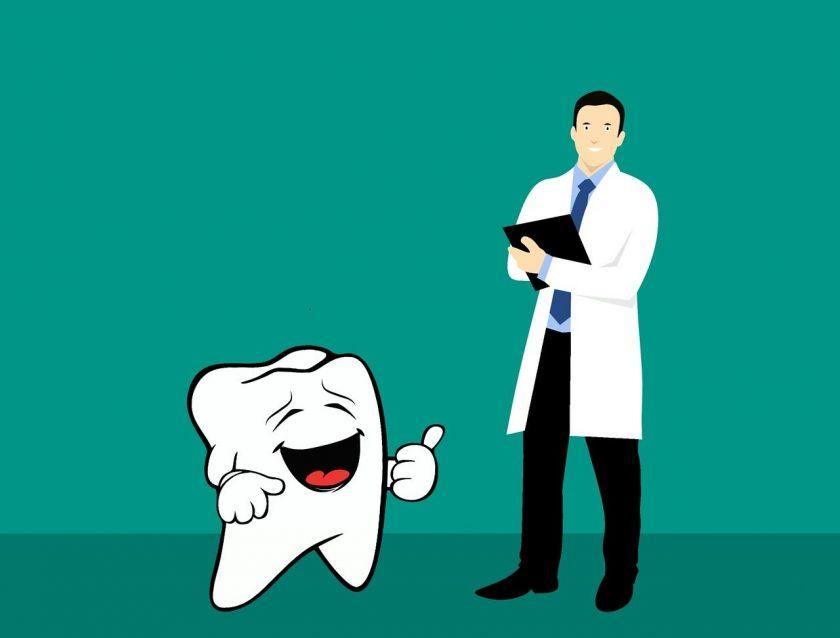 Mondzorg Keulen bang voor tandarts