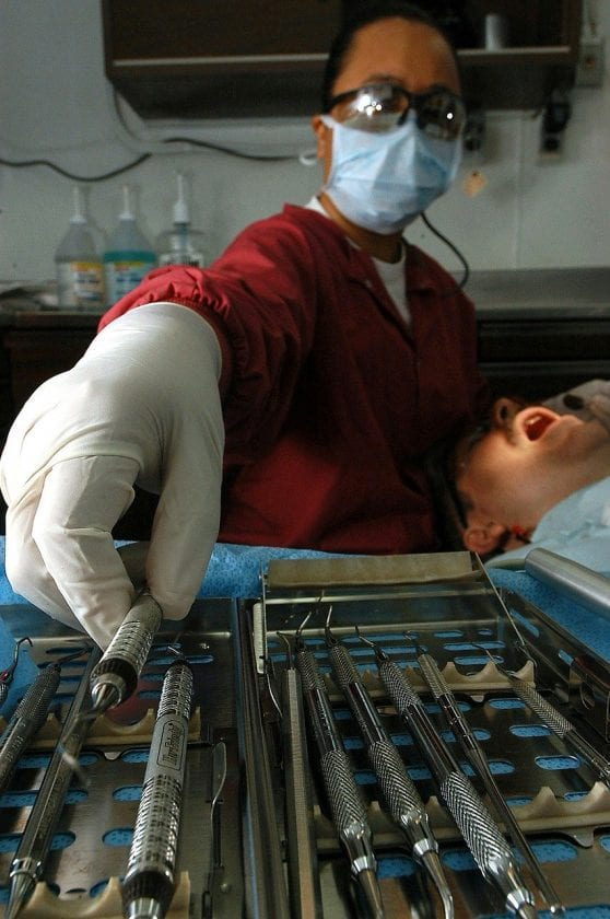 Mondzorg Lingewijk tandarts lachgas