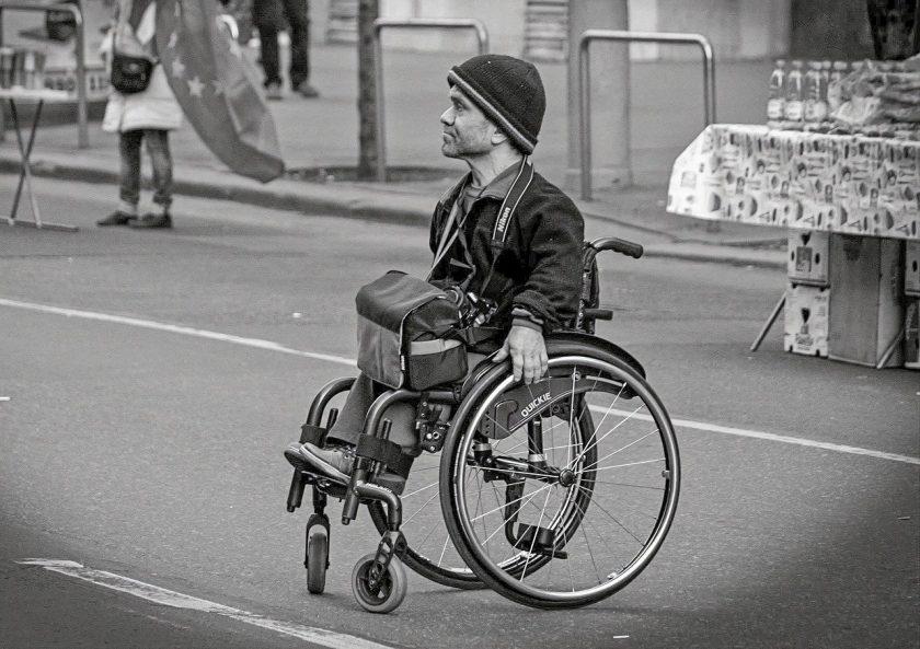Niels van Rheenen ervaringen instelling gehandicaptenzorg verstandelijk gehandicapten