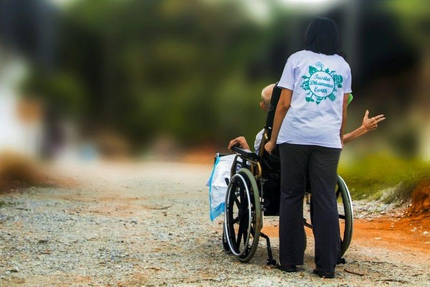 Niet van toepassing instellingen voor gehandicaptenzorg verstandelijk gehandicapten
