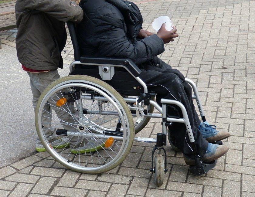 PJ Breure/EA Breure-van Velzen Thomashuis Streefkerk ervaring instelling gehandicaptenzorg verstandelijk gehandicapten
