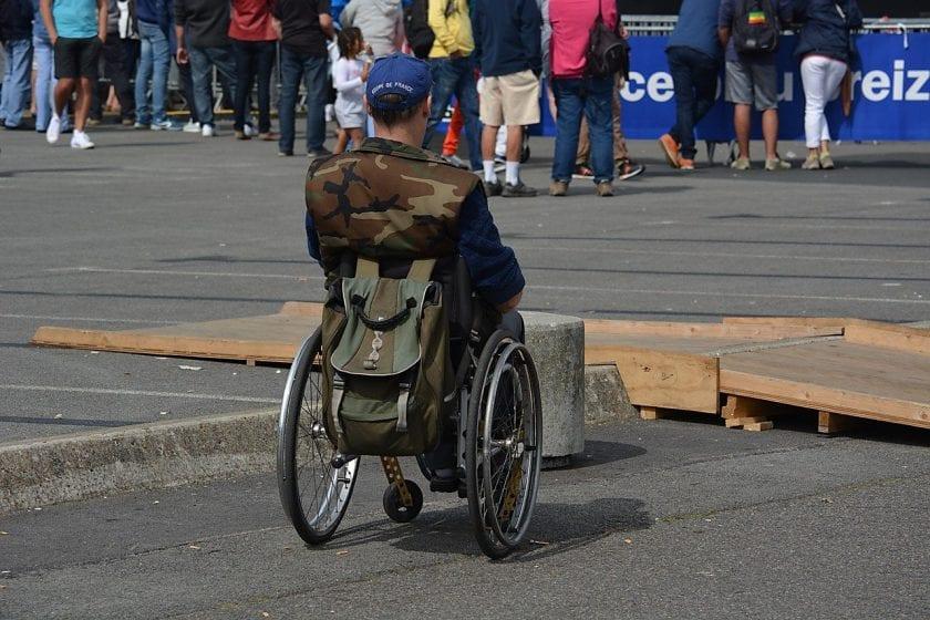 pleisterplaats kom Ann instellingen voor gehandicaptenzorg verstandelijk gehandicapten